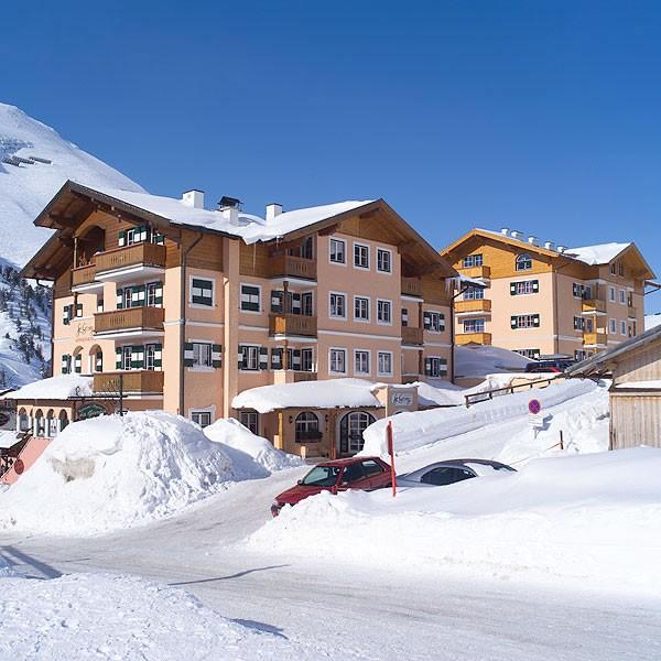 Hotel St Georg Obertauern